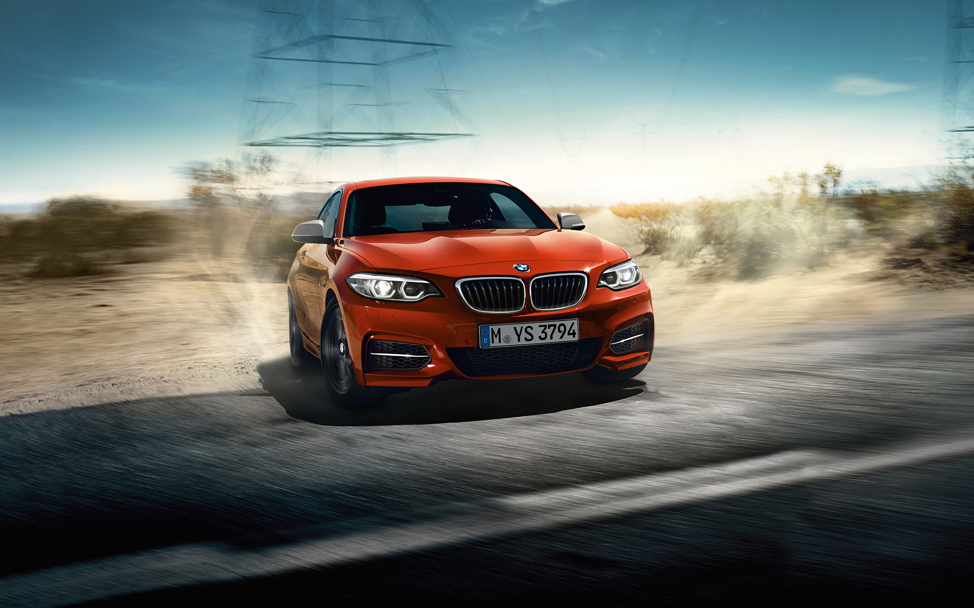 Bmw 2 Series Coupe Images Videos