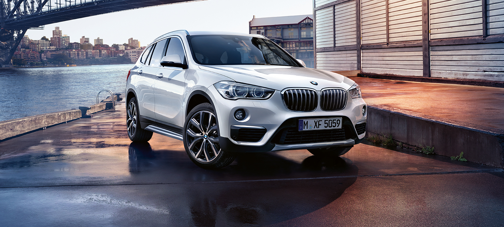 Bmw X1 At A Glance